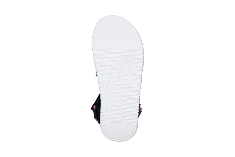 Ellesse Men's Denso Text AM Sandal (Navy, Size 12 US)