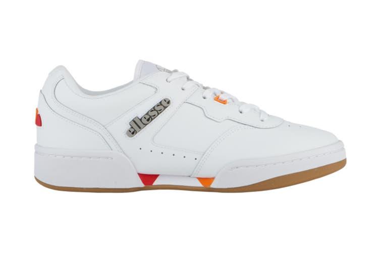 Ellesse Men's Piacentino 2.0 Leather AM Shoe (White, Size 10 US)