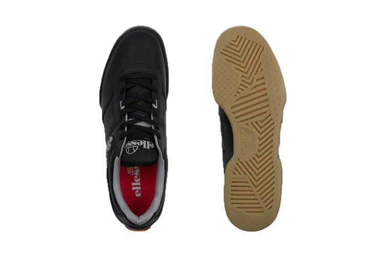 Ellesse Men's Piacentino 2.0 Leather AM Shoe (Black, Size 7 US)