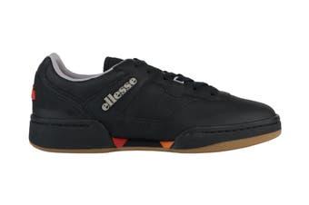 Ellesse Men's Piacentino 2.0 Leather AM Shoe (Black, Size 8 US)