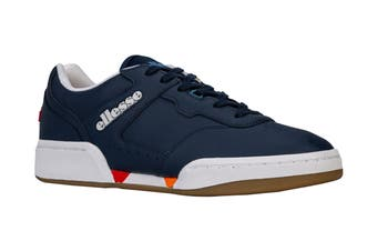 Ellesse Men's Piacentino 2.0 Leather AM Shoe (Navy, Size 13 US)