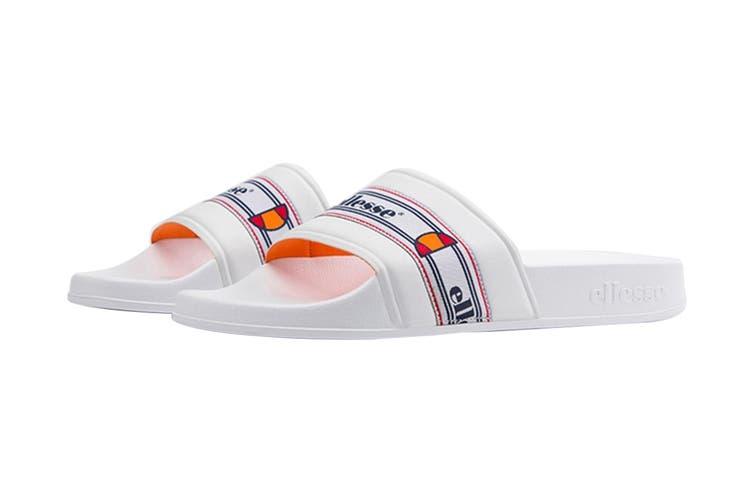 Ellesse Men's Filippo Tp Synt AM Sandal (White/White, Size 7 US)