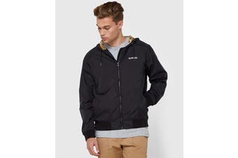 Elwood Men's Snowy River Spray Jacket (Black, Size L)