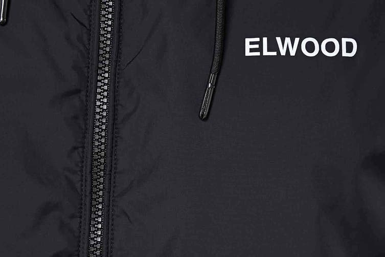 Elwood Men's Snowy River Spray Jacket (Black, Size S)