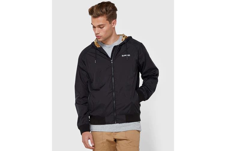 Elwood Men's Snowy River Spray Jacket (Black, Size XXL)