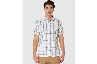 Elwood Men's Fraser Shirt (White)