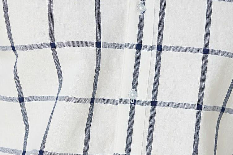 Elwood Men's Fraser Shirt (White, Size XXXL)