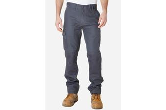Elwood Men's Utility Pant (Charcoal)