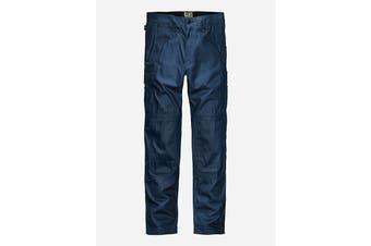 Elwood Men's Utility Pant (Navy, Size 34)