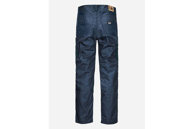 Elwood Men's Utility Pant (Navy, Size 38)