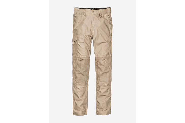 Elwood Men's Utility Pant (Stone, Size 38)