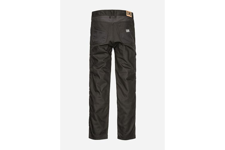 Elwood Men's Utility Pant (Black, Size 28)