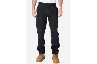 Elwood Men's Utility Pant (Black)