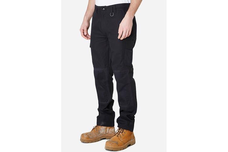 Elwood Men's Utility Pant (Black, Size 34)