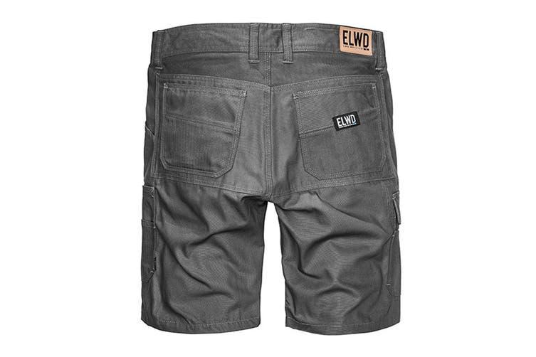 Elwood Men's Utility Short (Charcoal, Size 42)