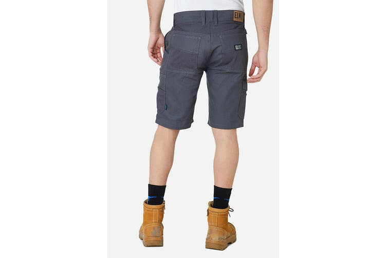 Elwood Men's Utility Short (Charcoal, Size 44)