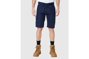 Elwood Men's Utility Short (Navy)
