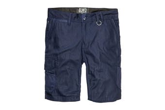 Elwood Men's Utility Short (Navy, Size 32)