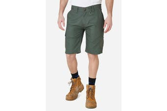 Elwood Men's Utility Short (Army)