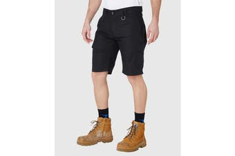 Elwood Men's Utility Short (Black)