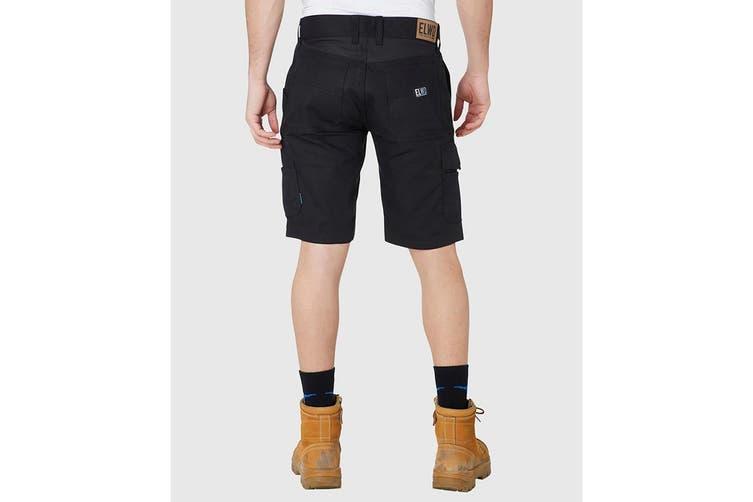 Elwood Men's Utility Short (Black, Size 40)