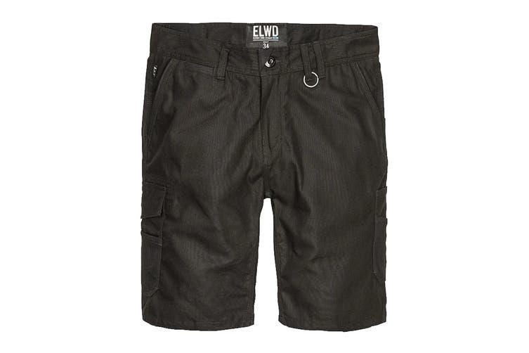 Elwood Men's Utility Short (Black, Size 42)