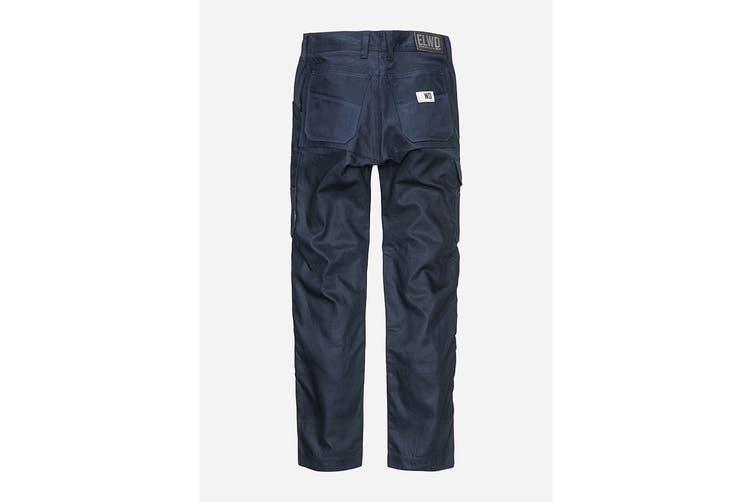 Elwood Women's Utility Pant (Navy, Size 14)