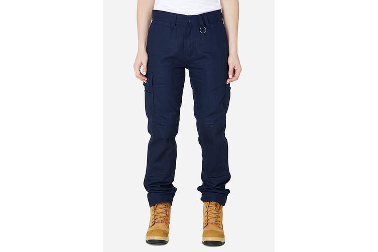 Elwood Women's Utility Pant (Navy, Size 6)