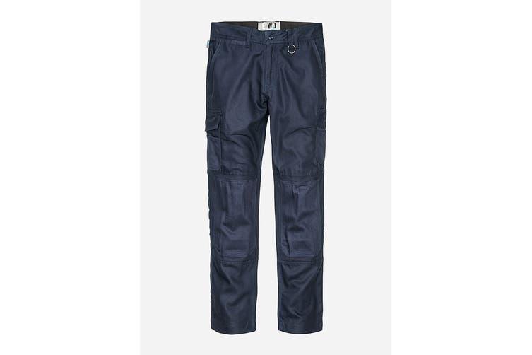 Elwood Women's Utility Pant (Navy, Size 9)