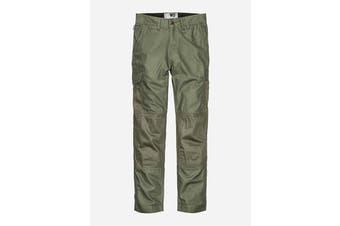 Elwood Women's Utility Pant (Army, Size 10)