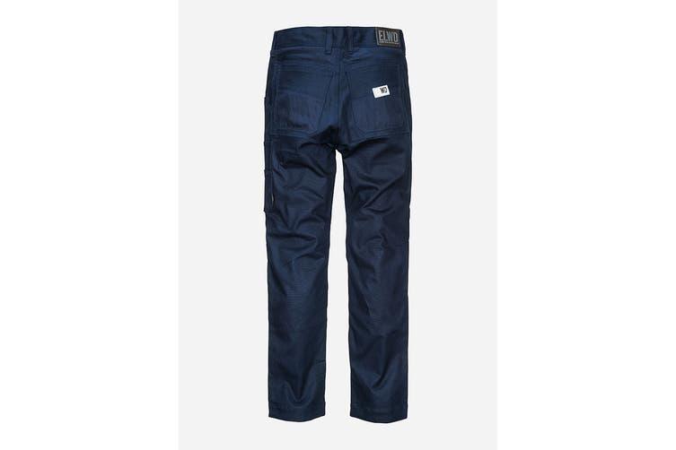 Elwood Women's Basic Pant (Navy, Size 11)