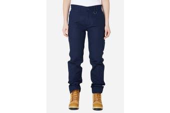 Elwood Women's Basic Pant (Navy)