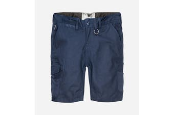 Elwood Women's Utility Short (Navy)