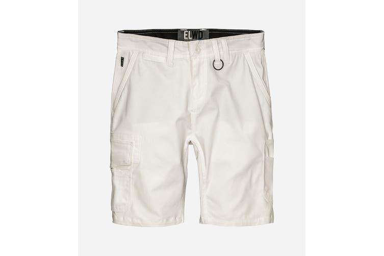 Elwood Women's Utility Short (White, Size 9)