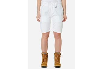 Elwood Women's Utility Short (White)