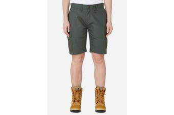 Elwood Women's Utility Short (Army)