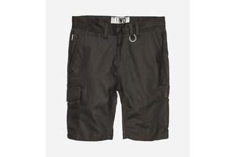 Elwood Women's Utility Short (Black, Size 12)