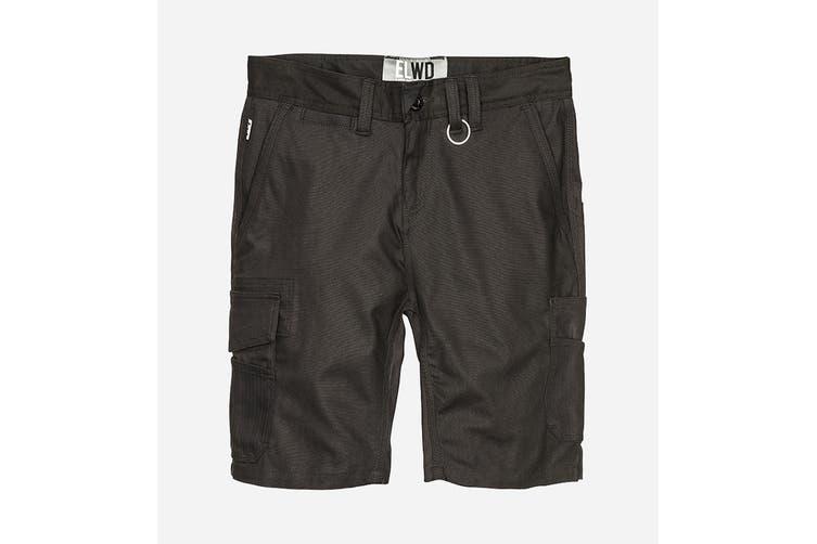 Elwood Women's Utility Short (Black, Size 14)