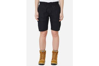Elwood Women's Utility Short (Black)