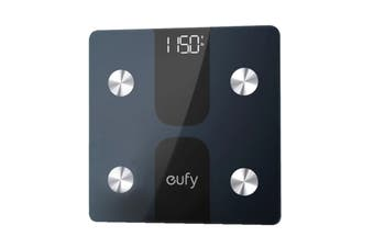 Eufy Body Sense Smart Scale Black 28cm
