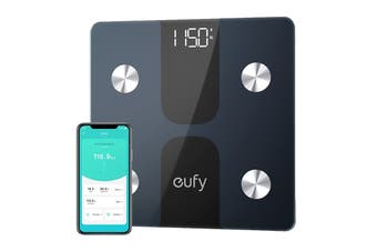 EUFY Smart Fitness Scale (Black)