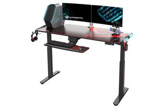Eureka Ergonomic EGD-S62B Gaming Desk With RGB Light