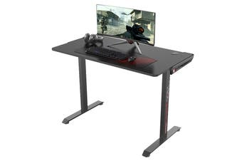 Eureka Ergonomic I1-S Gaming Desk - Black