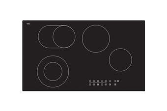Euromaid 90cm Ceramic Cooktop - Black (GECE9004)
