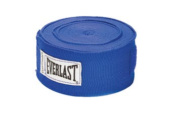 "Everlast 180"" Hand Wraps (Blue)"