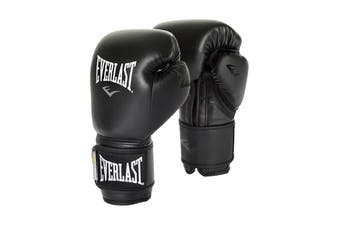 Everlast Powerlock Training Glove (Black)