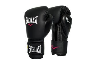 Everlast Powerlock Women Specific Design Training Glove 12oz. (Black)