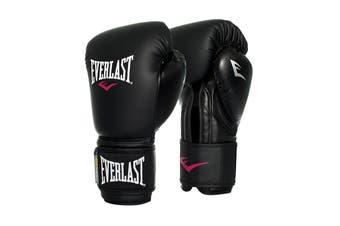 Everlast Powerlock Women Specific Design Training Glove 12oz. (Black)