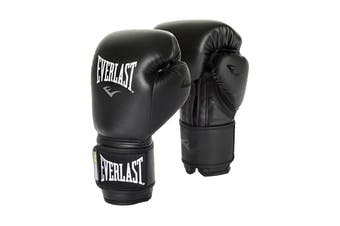 Everlast Powerlock Training Glove 16oz. (Black)