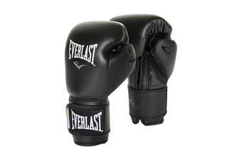 Everlast Powerlock Training Glove 16oz. (Black)